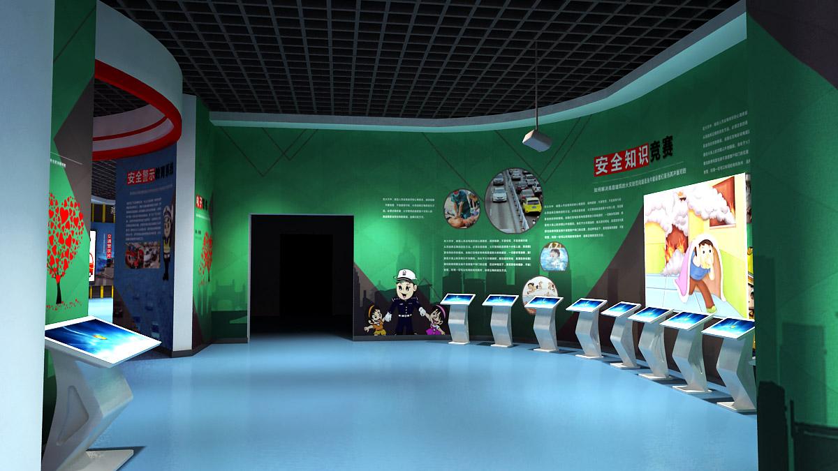 安全体验公共安全体验馆维护保养