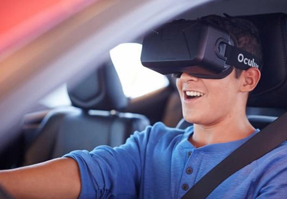 金阳安全体验VR虚拟驾驶设备