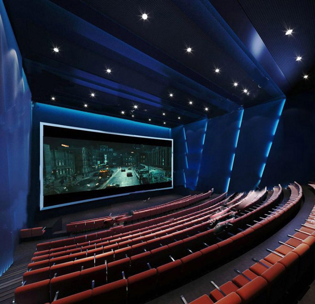 金川安全体验3D影院