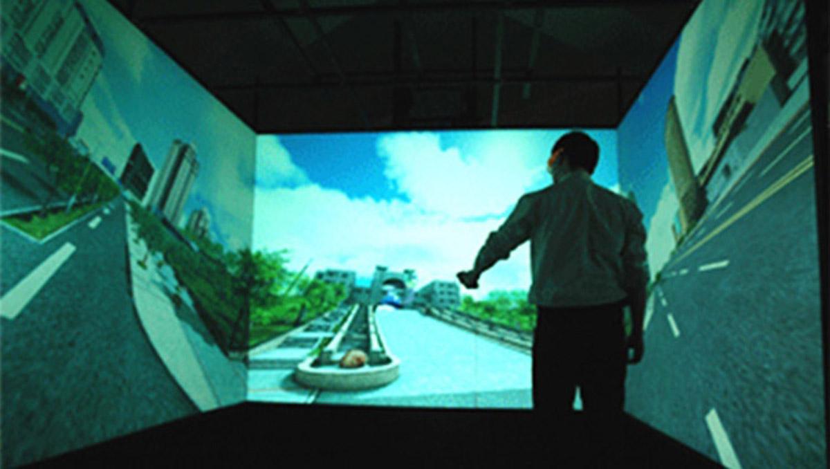 金阳安全体验虚拟现实技术