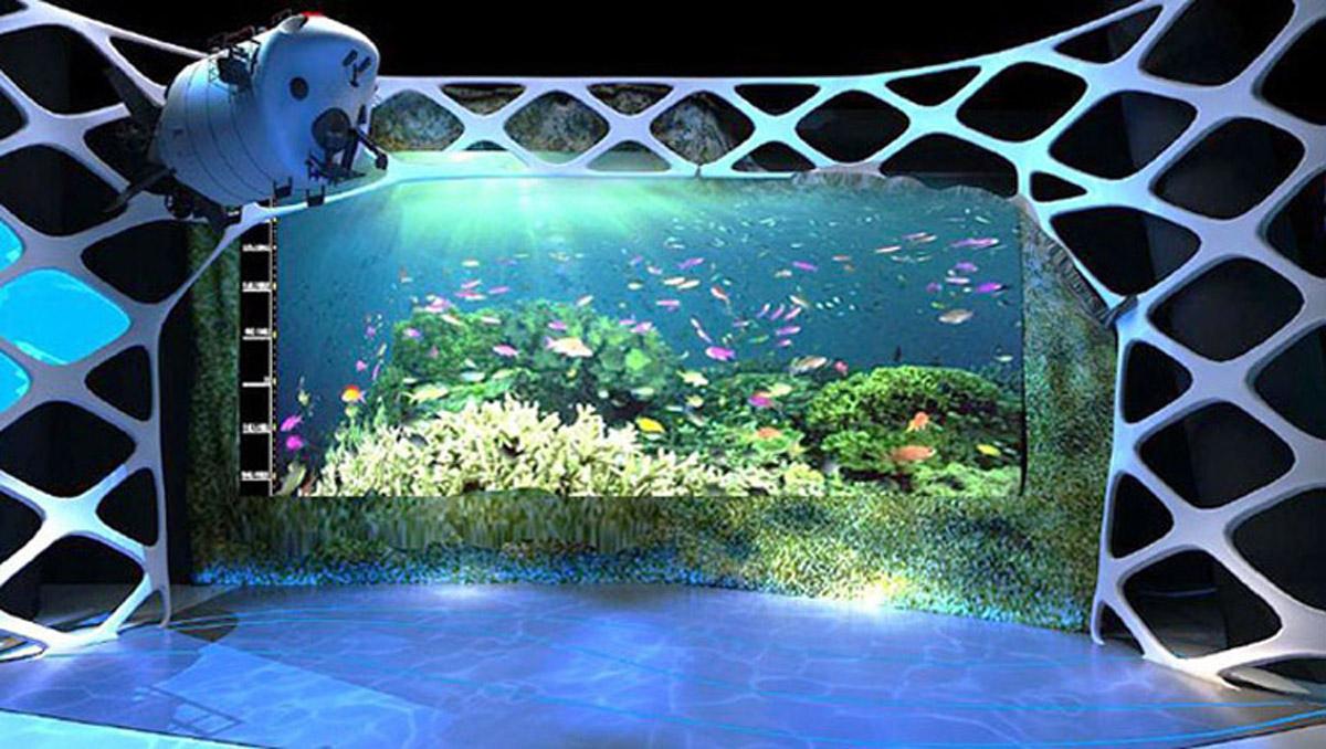 广阳安全体验深海世界