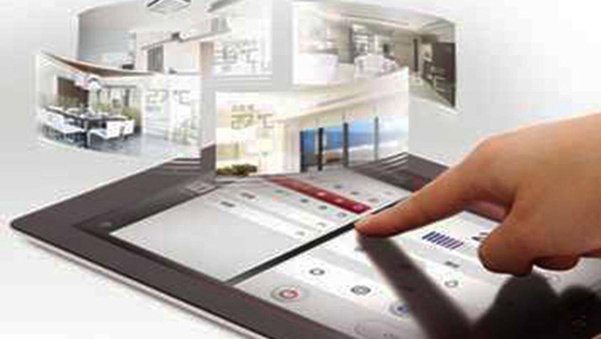 高平安全体验IPAD智能控制系统