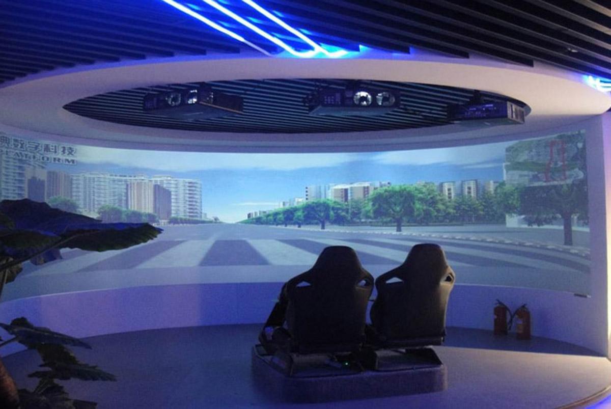 北京安全体验虚拟自驾