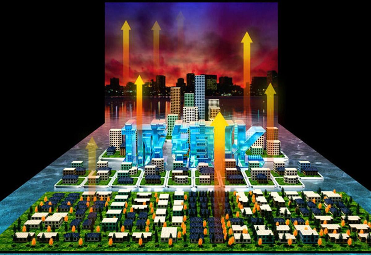魏县安全体验3D立体三维全息投影沙盘