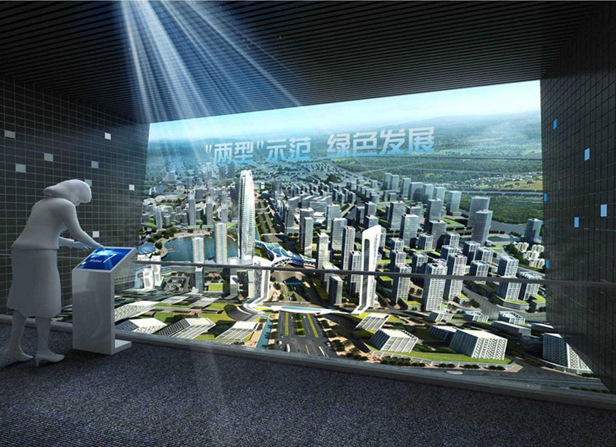 彭水安全体验3D城市游览
