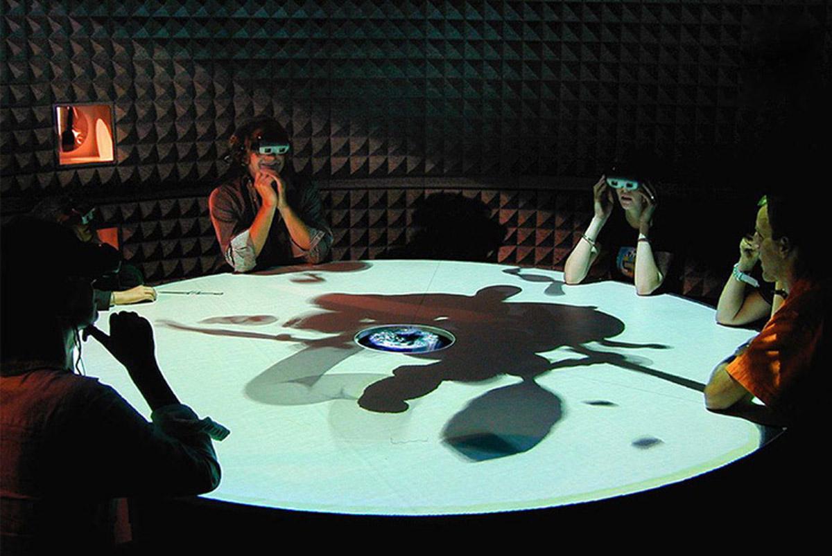 蓬溪安全体验游戏互动增强现实