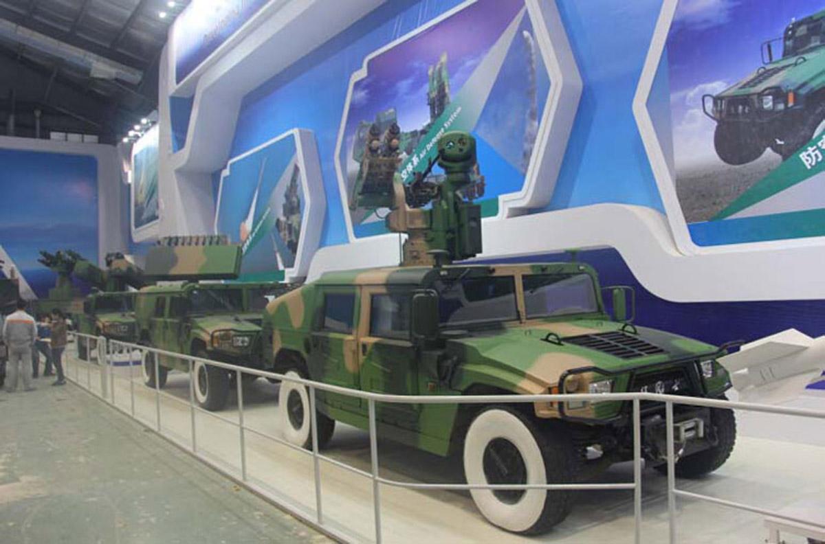 丰都安全体验军事模型