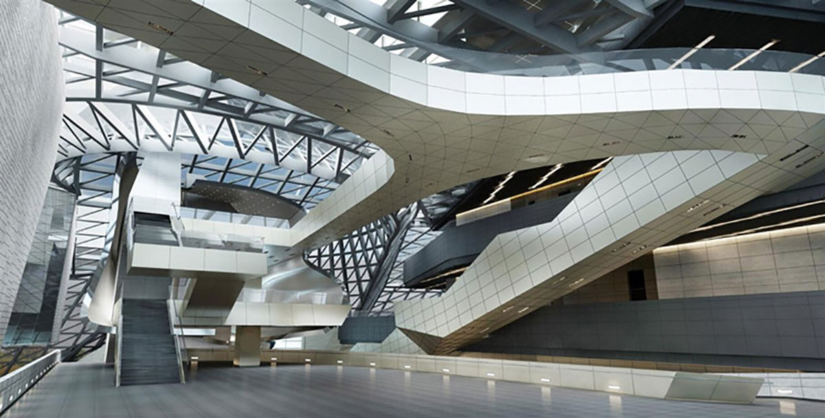 高平公共安全展厅