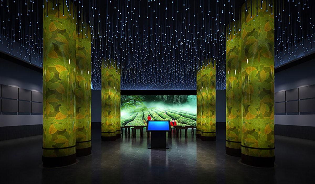 高平校园文化展厅