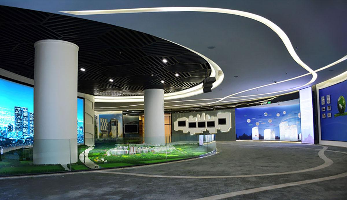 高平虚拟仿真展厅