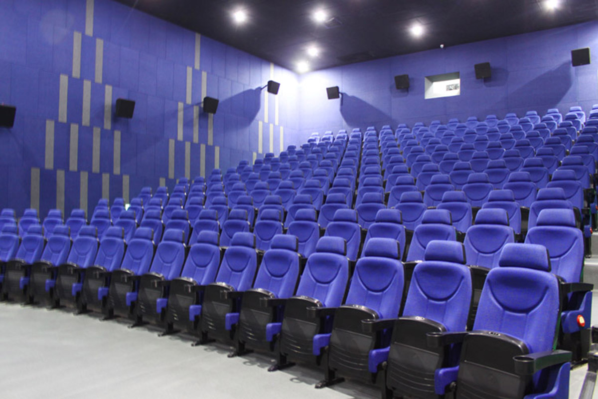 武强安全体验环境4D影院