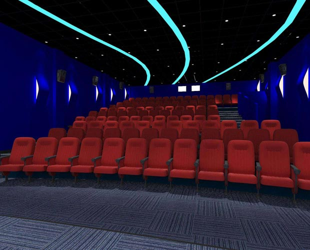 高平安全体验4DM影院