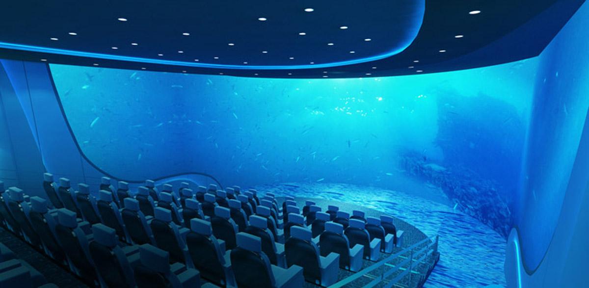 开州安全体验弧幕5D影院