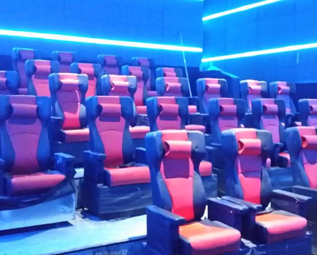 武强安全体验大型5D影院