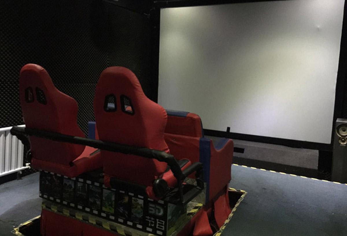 恩阳安全体验7D互动影院