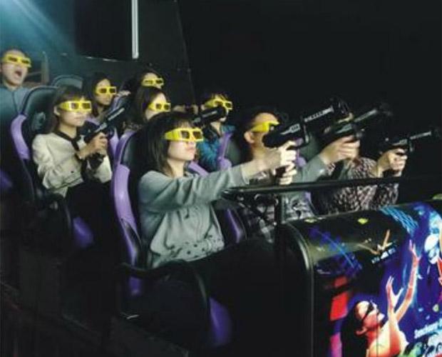 顺义安全体验7D虚拟互动影院