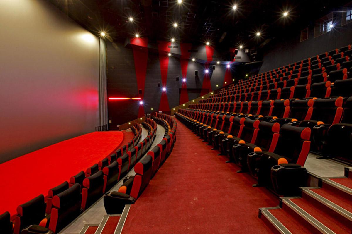 会东安全体验IMAX4D巨幕影院