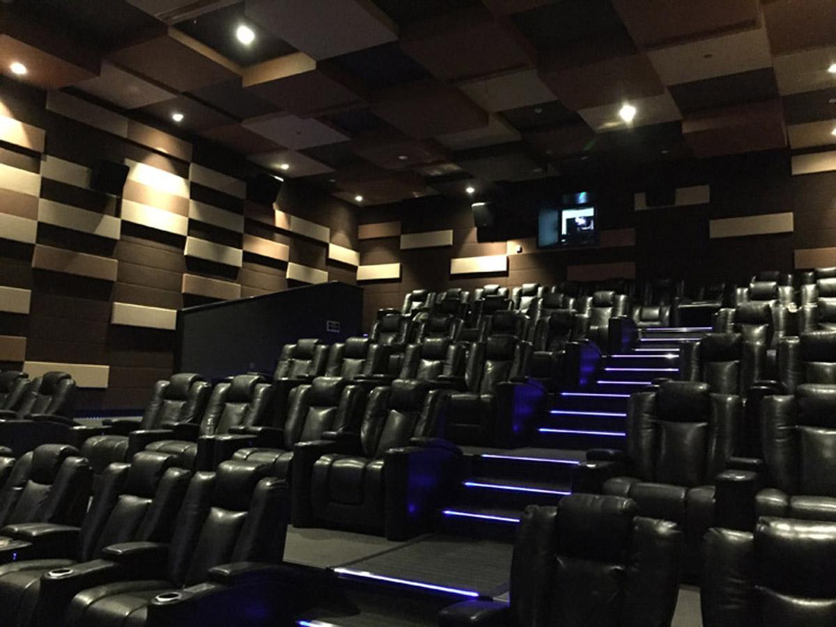 达川安全体验4D动感电影体验馆