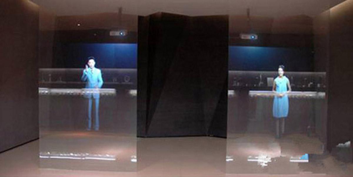 晋源安全体验展馆360全息影像系统