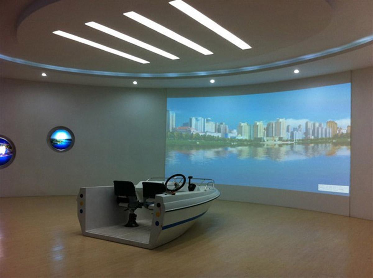 涿鹿安全体验虚拟驾驶平台
