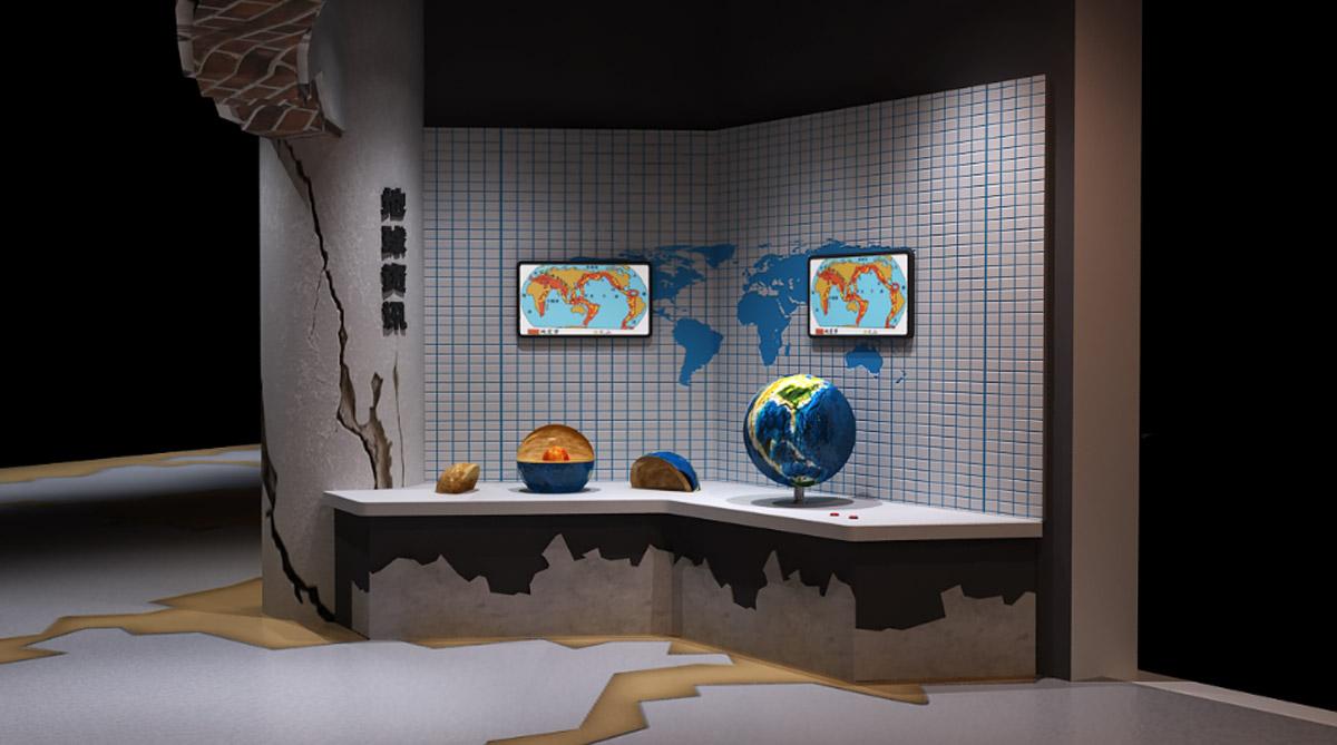 临西安全体验地震体验屋展品