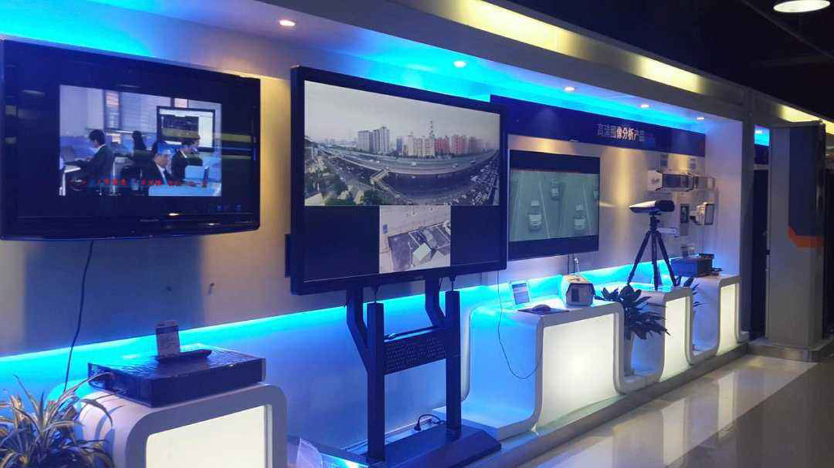 北碚安全体验交通体验馆整体方案