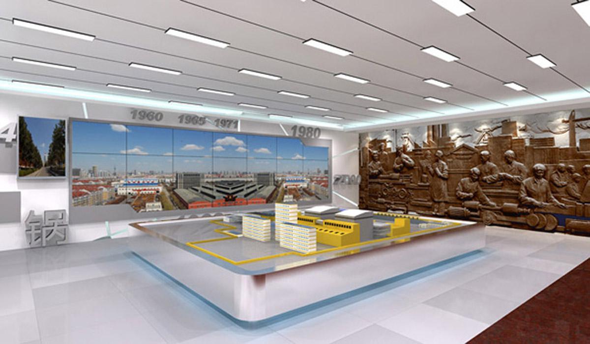 高平安全体验展馆设计