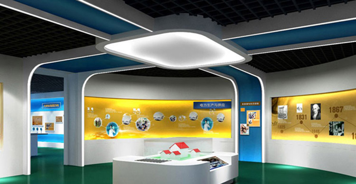 玉田安全体验电力科普馆设计
