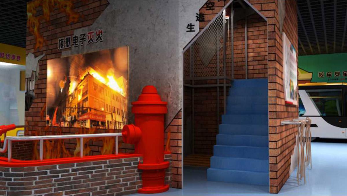 娄烦安全体验虚拟模拟灭火