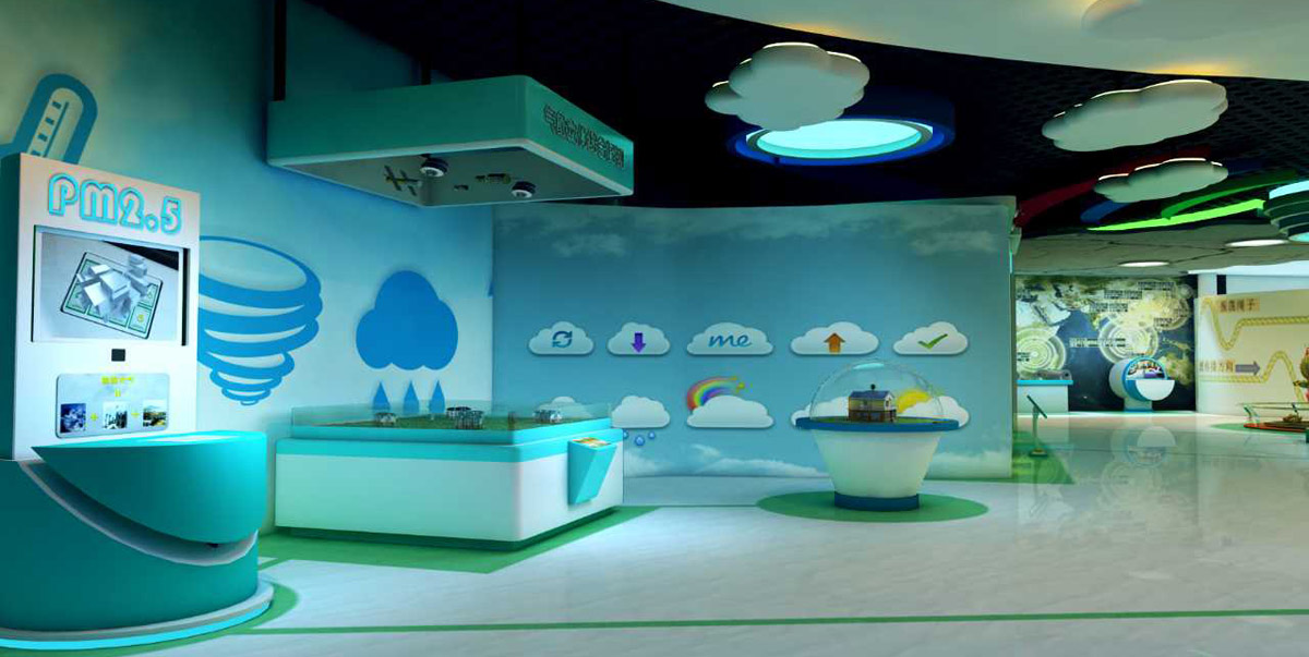 安全体验VR飓风体验馆
