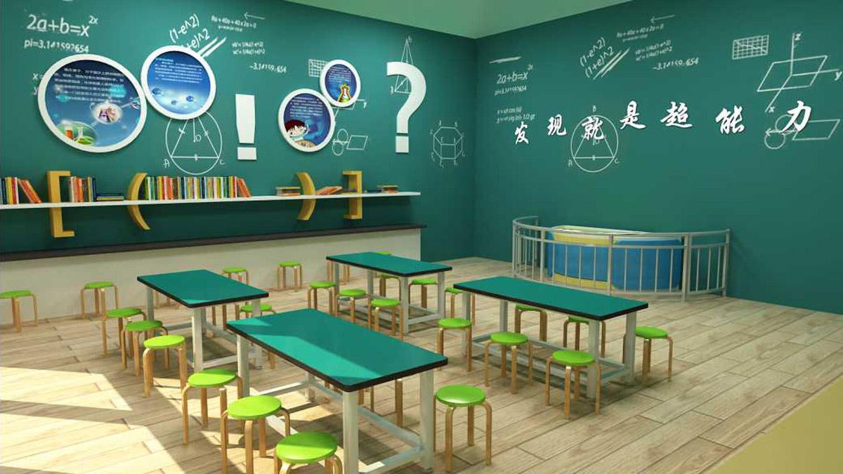 汶川安全体验学校场馆规划