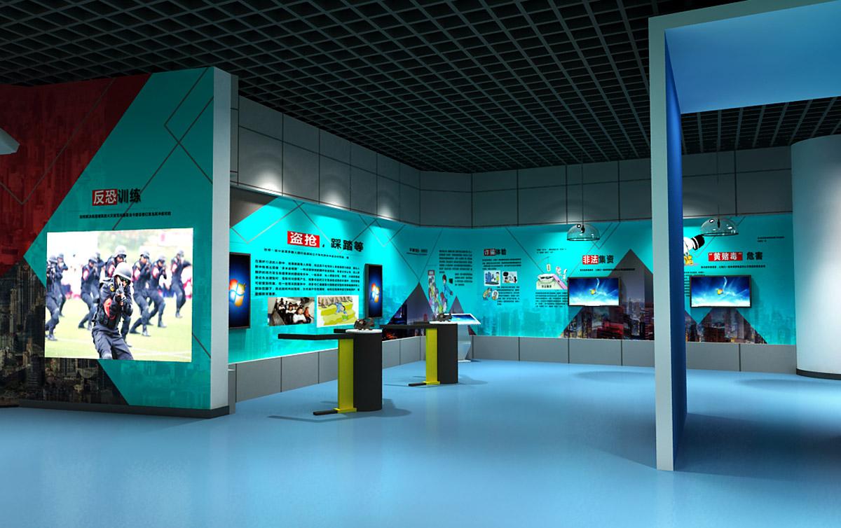 赤城安全体验VR校园安全体验馆