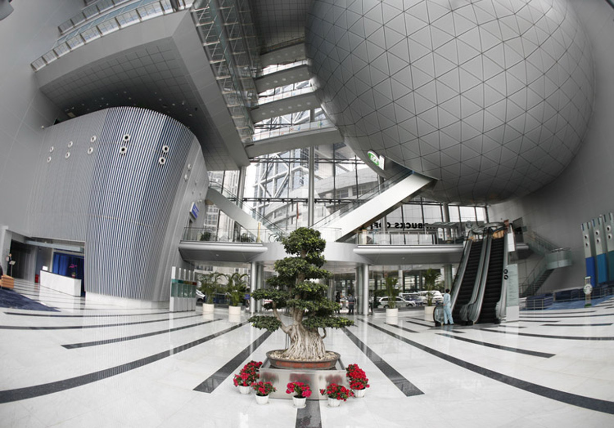晋中安全体验智慧城市体验馆
