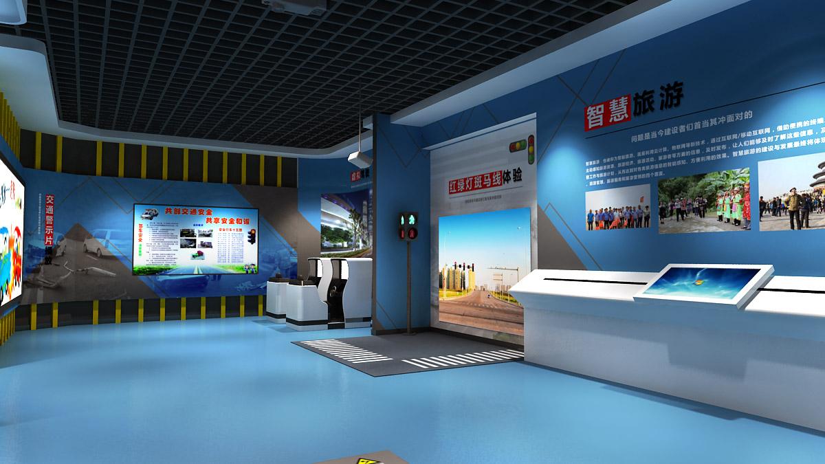 武胜安全体验VR酒驾模拟驾驶
