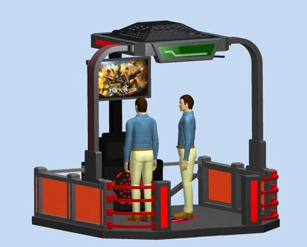 偏关安全体验VR探索体验