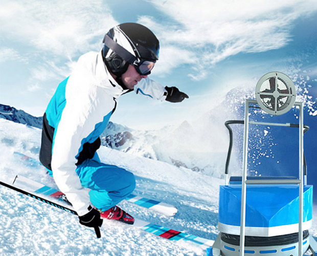 高平安全体验VR滑雪体验