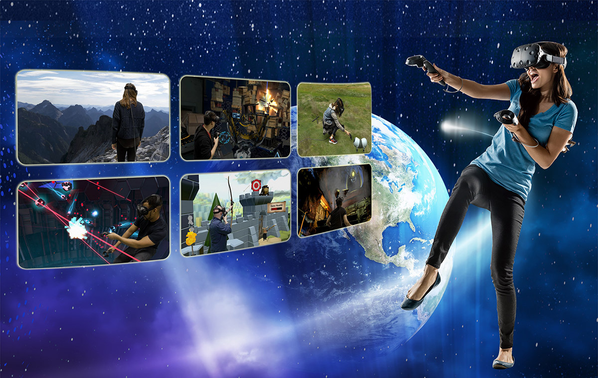 武强安全体验VR虚拟现实主题公园