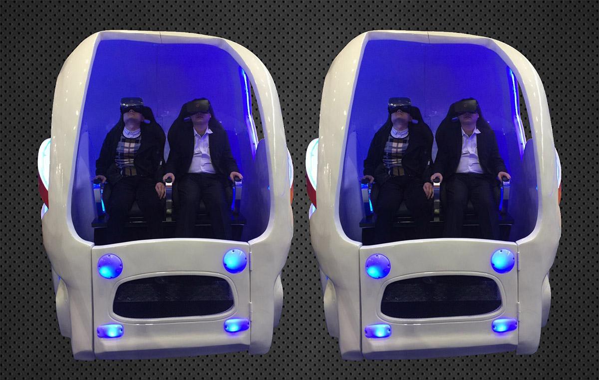 高平安全体验VR太空舱
